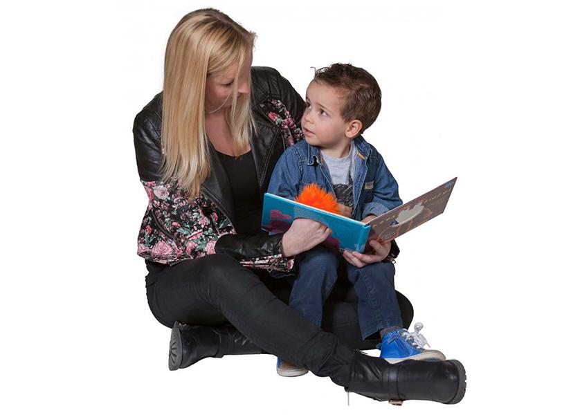 Ouderprogramma voor kinderen met spraak-/taalachterstand